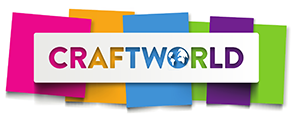 Logo of CraftWorld